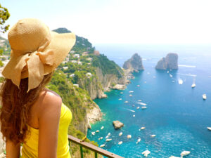 Capri & Anacapri mini-cruise with guide